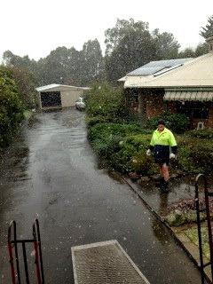 Nothing stops our removalists