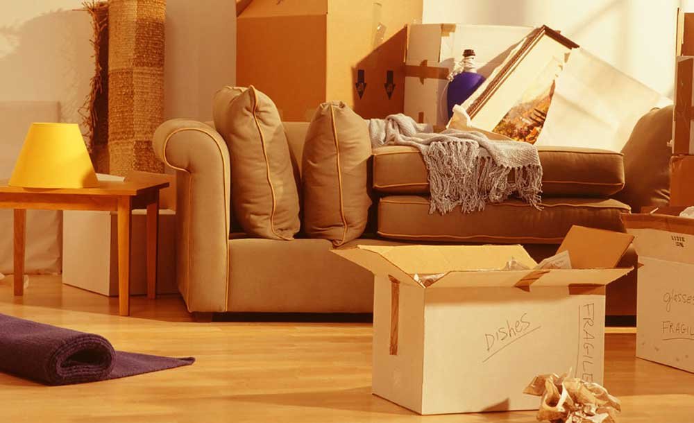 Tips for preparing your household items for storage
